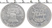 Изображение Монеты США Жетон 1976 Алюминий XF Жетон казино