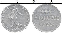 Изображение Монеты Франция Жетон 0 Алюминий XF Сеятельница