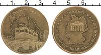 Изображение Монеты Германия Жетон 2013 Латунь XF Трамвай