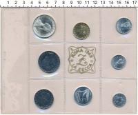 Изображение Наборы монет Италия Италия 1969 1969  UNC В наборе 8 монет ном