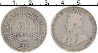 Продать Монеты Гондурас 50 центов 1919 Серебро