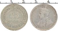 Продать Монеты Гондурас 25 центов 1919 Серебро