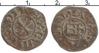 Изображение Монеты Генуя 1 денарий 0 Серебро VF