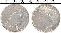 Изображение Монеты США 1 доллар 1923 Серебро XF Свобода