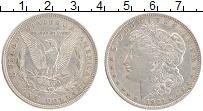 Изображение Монеты США 1 доллар 1921 Серебро XF Морган доллар