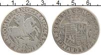 Изображение Монеты Мансвелд 1/3 талера 1672 Серебро XF Франц Максимилиан и