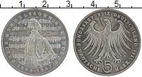 Изображение Монеты ФРГ 5 марок 1984 Медно-никель UNC- Феликс Мендельсон J