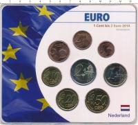 Изображение Подарочные монеты Нидерланды Евронабор 2014 2014  UNC