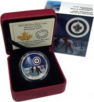 Изображение Подарочные монеты Канада 10 долларов 2017 Серебро Proof