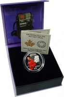Изображение Подарочные монеты Канада 10 долларов 2016 Серебро Proof