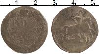 Изображение Монеты 1741 – 1761 Елизавета Петровна 1 копейка 1758 Медь VF