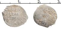 Изображение Монеты 1598 - 1605 Борис Годунов 1 Копейка 0 Серебро VF