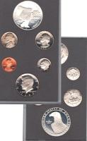 Изображение Подарочные монеты США Выпуск 1983 года 1983  Proof