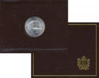 Изображение Подарочные монеты Сан-Марино 1000 лир 1979 Серебро UNC-