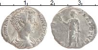 Изображение Монеты Древний Рим 1 денарий 0 Серебро VF Каракалла