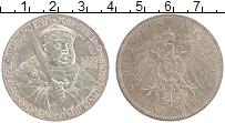 Изображение Монеты Саксен-Веймар-Эйзенах 5 марок 1908 Серебро UNC- 350 лет университета