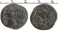 Изображение Монеты Пантикопей 1 тетрахалк 0 Медь VF `284-275 гг. до н.э.