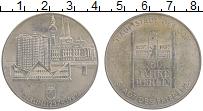 Изображение Монеты ГДР Жетон 1987 Медно-никель XF 750 лет Берлину
