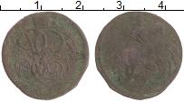 Продать Монеты 1741 – 1761 Елизавета Петровна 1 деньга 1760 Медь