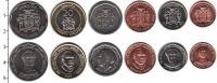Изображение Наборы монет Ямайка Ямайка 1996-2008 0  UNC- В наборе 6 монет ном