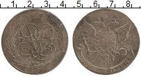 Изображение Монеты 1741 – 1761 Елизавета Петровна 5 копеек 1758 Медь VF