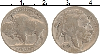 Изображение Монеты США 5 центов 1936 Медно-никель VF