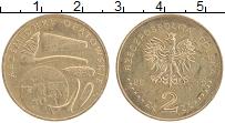 Изображение Монеты Польша 2 злотых 2012 Латунь UNC- Неолетический рудник