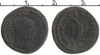 Изображение Монеты Древний Рим АЕ 4 0 Бронза XF- Константин I Великий