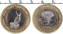 Продать Монеты Гвинея-Бисау 6000 франков 2004 Биметалл