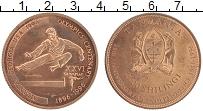 Продать Монеты Танзания 2000 шиллингов 1996 Медь