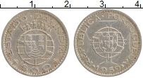Продать Монеты Португальская Индия 60 эскудо 1959 Серебро