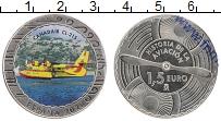 Изображение Монеты Испания 1,5 евро 2020 Медно-никель UNC Оригинальная запайка