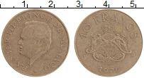 Изображение Монеты Монако 10 франков 1979 Бронза XF Ранье III