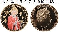 Продать Монеты Тристан-да-Кунья 5 крон 2014 Медно-никель