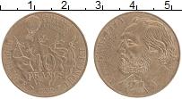 Изображение Монеты Франция 10 франков 1982 Бронза XF 100 лет со дня смерт