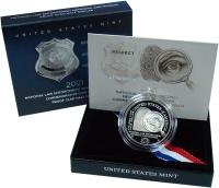 Изображение Подарочные монеты США 1/2 доллара 2021 Медно-никель Proof