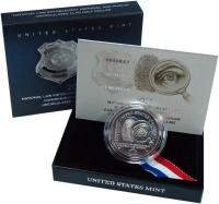 Изображение Подарочные монеты США 1/2 доллара 2021 Медно-никель UNC D Юбилейная монета 1