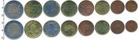 Изображение Наборы монет Австрия Австрия 2002 2002  XF В наборе 8 монет ном