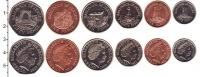 Изображение Наборы монет Остров Джерси Остров Джерси 2010-2012 2012  UNC