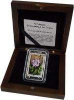 Изображение Подарочные монеты Конго 10 долларов 2001 Серебро Proof