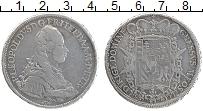 Изображение Монеты Тоскана 1 франческоне 1772 Серебро VF Леопольд
