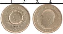 Изображение Монеты Норвегия 10 крон 1984 Латунь XF Улаф V
