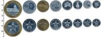 Изображение Наборы монет Куба Остров Хувентуд 2011  UNC