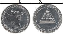 Изображение Монеты Никарагуа 5 сентаво 1994 Медно-никель UNC