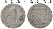 Изображение Монеты Саксония 1 талер 1777 Серебро XF Фридрих Август III