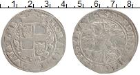Изображение Монеты Эмден 28 стюберов 0 Серебро VF+ Чеканка 1624-37 гг.