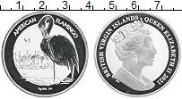 Изображение Мелочь Виргинские острова 1 доллар 2021 Серебро Proof Елизавета II. Америк
