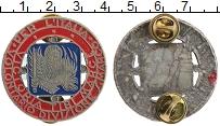 Изображение Монеты Италия Знак 0 Медно-никель XF Полковой знак дивизи
