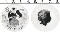Продать Монеты Тувалу 1 доллар 2021 Серебро
