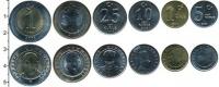 Изображение Наборы монет Турция Турция 2005-2007 гг 2005  XF+